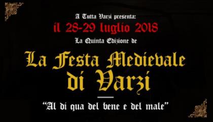 Festa medievale di Varzi (28-29 luglio 2018)