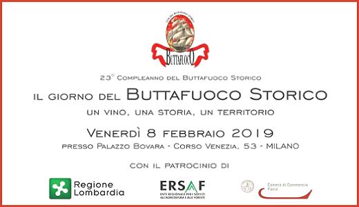 Compleanno del Buttafuoco Storico (Milano, 08/02/2019)
