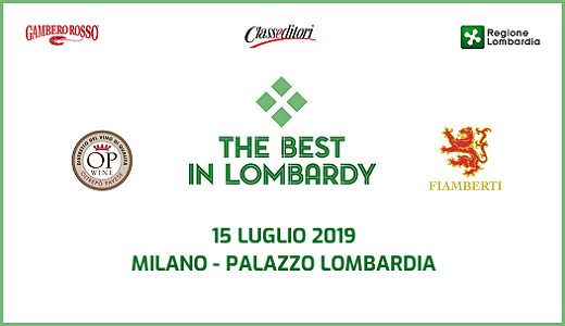 The best in Lombardy (Milano, 15/07/2019)