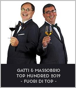 Gatti e Massobrio - Top Hundred 2019 - Buttafuoco Storico Vigna Sacca del Prete 2015