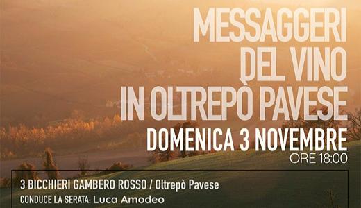 Messaggeri del vino in Oltrepò Pavese (Broni, 03/11/2019)