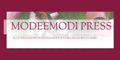Modeemodi - Logo