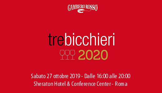 Premiazione Tre Bicchieri 2020 (Roma, 27/10/2019)