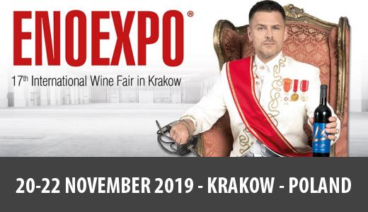 Enoexpo 2019 (Cracovia, 20-22/11/2019)