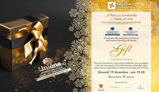 Party di GIFT (Milano, 19/12/2019)