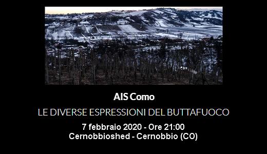Degustazione di Buttafuoco con AIS Como (Cernobbio, 07/02/2020)