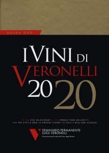 Veronelli 2020 - Copertina