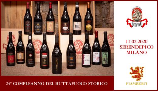 24° Compleanno del Buttafuoco Storico (Milano, 11/02/2020)
