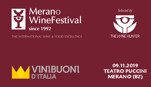 Presentazione Vinibuoni d'Italia al Merano Wine Festival (09/11/2019)