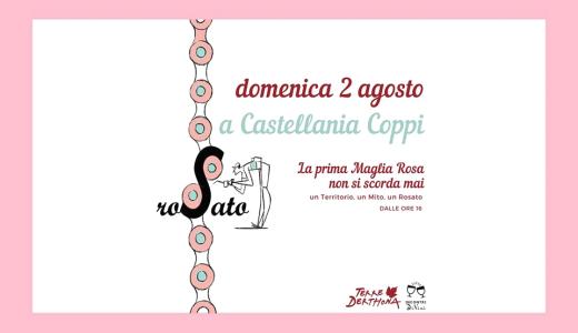 La prima maglia rosa non si scorda mai - Castellania Coppi (02/08/20)
