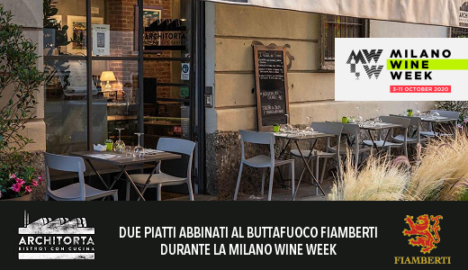 Architorta - Milano Wine Week 2020