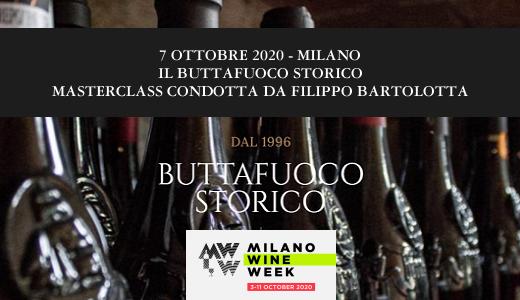 Masterclass sul Buttafuoco Storico (Milano, 07/10/2020)