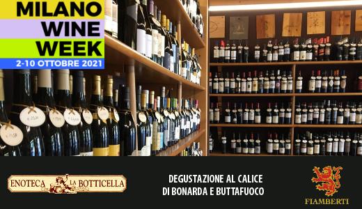 MWW 2021: Bonarda e Buttafuoco al calice all'enoteca La Botticella (2-10 ottobre 2021)